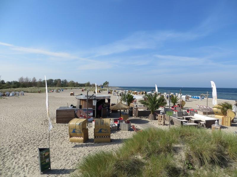 Strand Heiligenhafen