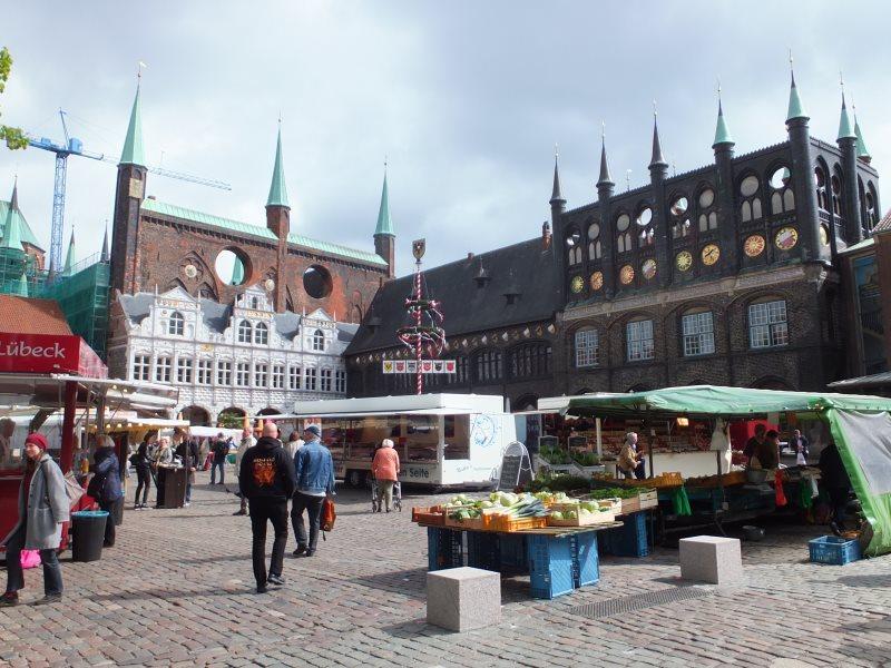 Marktplatz Lübeck